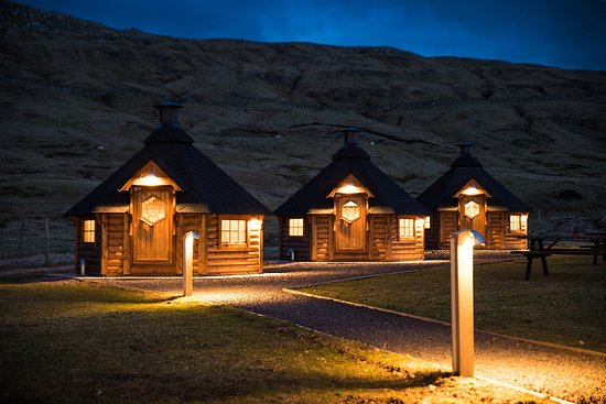 Grill Hut Picture Of Hotel Skalavik Sandoy Tripadvisor