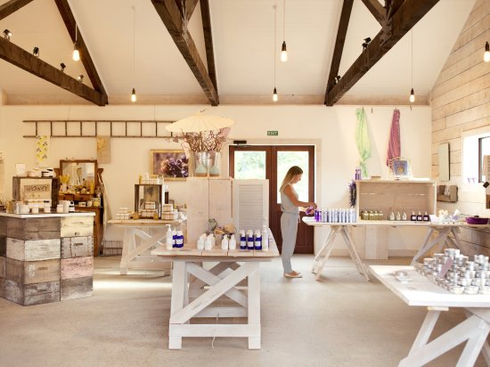 Wanaka, New Zealand: Lavender Products