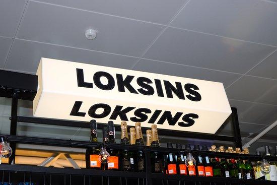 Keflavik, Island: Bar Sign