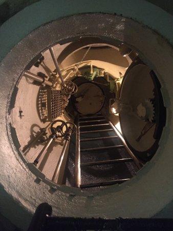 Galata Museo del Mare: Il portello