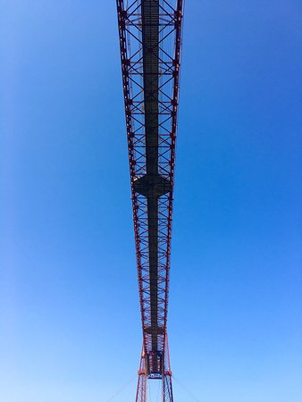Province of Vizcaya, Spania: ビスカヤ橋