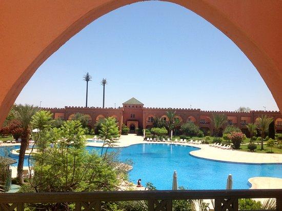 Mogador Palace Agdal: Photo prise de la chambre