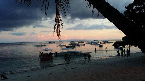 Panglao Island, Philippines: sunset