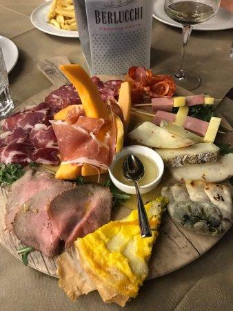 Borgo Maggiore, San Marino: Ristorante Pizzeria Garden