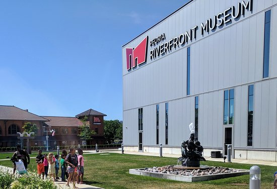 Peoria, IL: The nation's leading multidisciplinary community museum experience. Art. Science. History. Achie