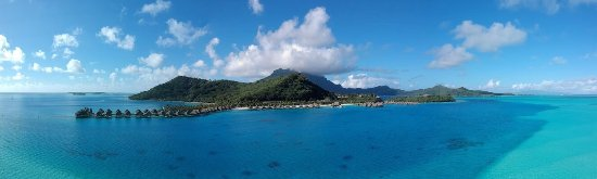 Conrad Bora Bora Nui: Beautiful Bora Bora!
