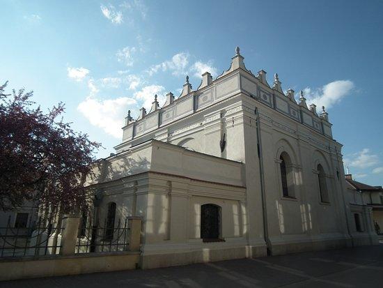 Synagoga w ZamoSciu