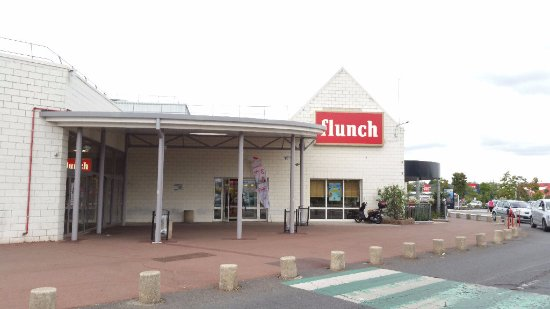 Chambray-Les-Tours, Frankrijk: flunch Chambray les Tours