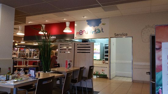 Chambray-Les-Tours, Frankrijk: Flunch