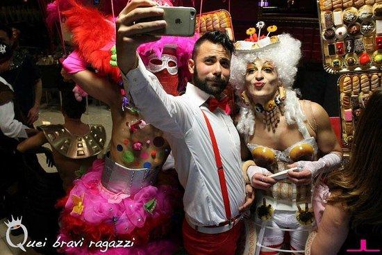 Brembate, อิตาลี: Carnevale al QBR