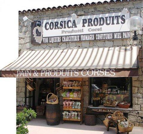 Corsica Produits