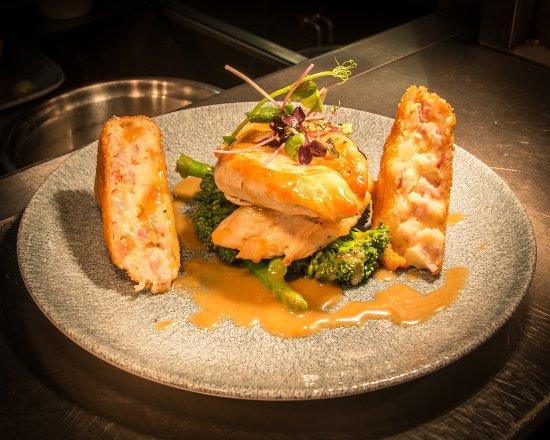 Antrim, UK: Chicken Supreme