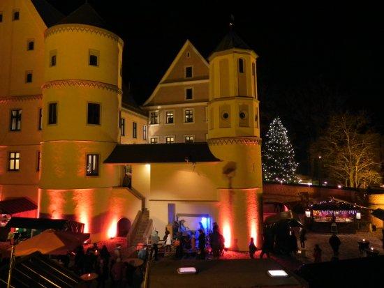 Wertingen, Jerman: Wertinger Schlossweihnacht