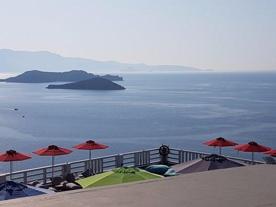 Vasilias, Grækenland: Πρωίνο με Θέα