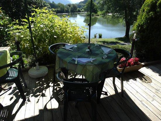 Haute-Savoie, Francia: La terasse