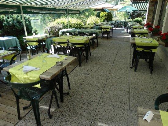 Haute-Savoie, Francia: La terrasse