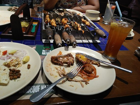 Groovy Lunch Buffet Picture Of Barbeque Nation Navi Mumbai Interior Design Ideas Apansoteloinfo