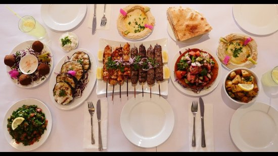Eddies Lebanese Eatery: one of our Banquets