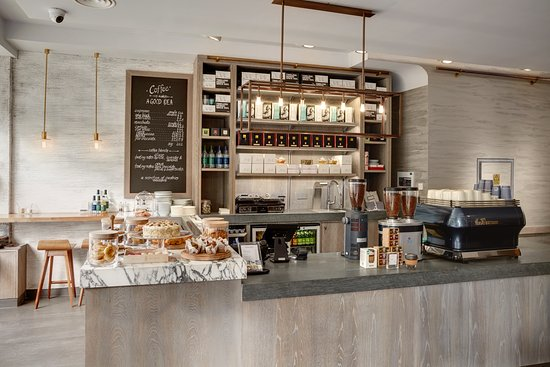 Really Stylish Cafe In Raynes Park Absolute Abode London