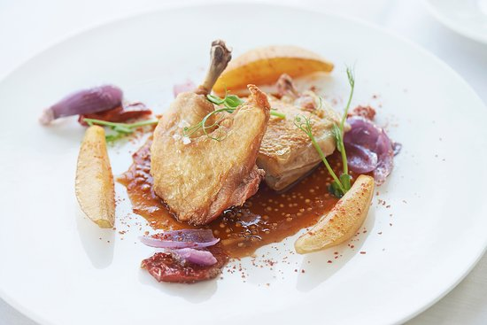 Farmyard Cockerel With Mustard Seeds Picture Of Ristorante