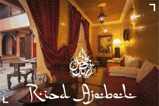 Riad ajebel b b marrakech maroc voir les tarifs 9 for Salon zen rabat tarifs