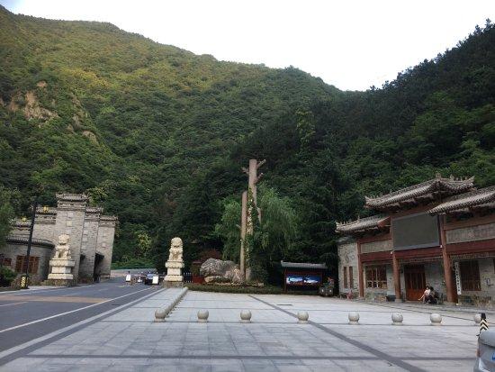Taibai Peak of Qinling Mountains Photo