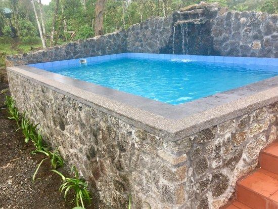 Semilla Verde Boutique Hotel: The Rock Pool