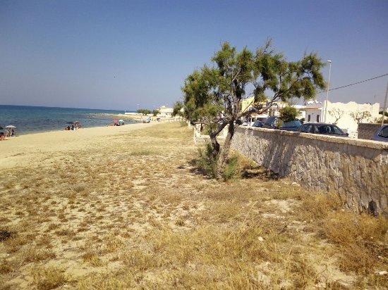 Spiaggia di Trullo di Mare