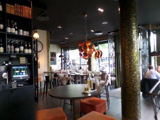 Gavle, Sweden: Restaurangen