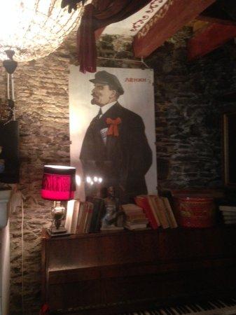 Le Lenin Café