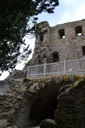 Ballindalloch, UK: Drumin Castle
