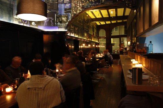 Zutphen, Nederland: Bar- & restaurantspats