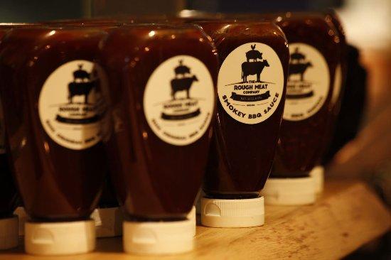 Zutphen, Nederland: BBQ sauce