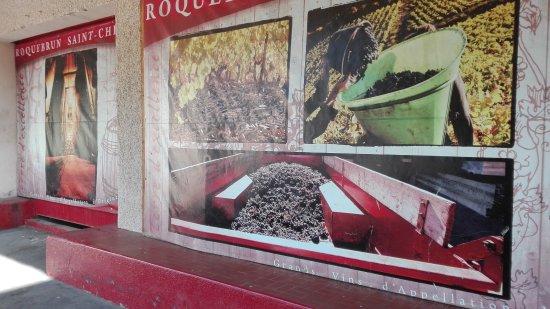 Roquebrun Foto
