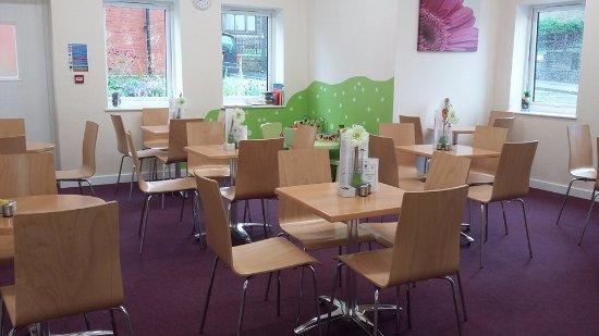 Littleborough, UK: The Bridge Centre cafe