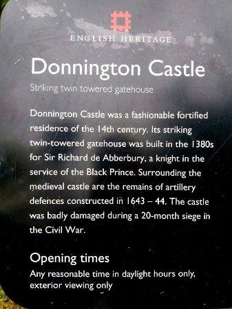 Donnington Castle: Overview