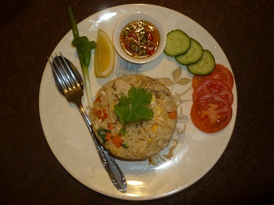 Dargaville, Nya Zeeland: fried rice with chicken or beef or pork or prawns