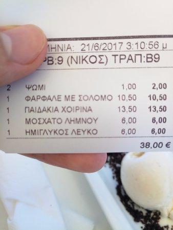 Prima Plora : чек