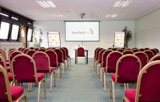 Yarnfield Park Training and Conference Centre: Maple Suite Meeting Room