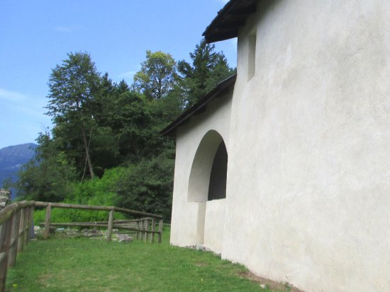 Chiesetta di San Biagio: Chiesetta S. Biagio