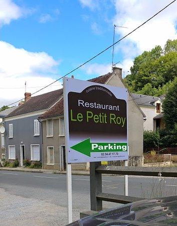 Argenton-sur-Creuse, Francia: Parking