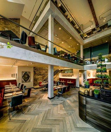 restaurant oderberger berlin restaurantanmeldelser tripadvisor. Black Bedroom Furniture Sets. Home Design Ideas
