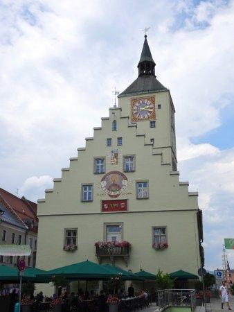 Deggendorf, Germany: Das Rathaus