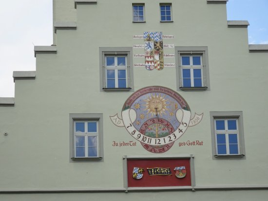 Deggendorf, Germany: Close-Up