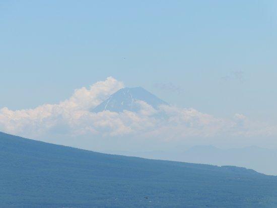 Suwa, Japan: 富士山