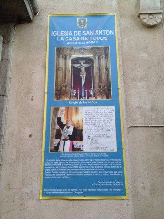 Iglesia de San Antón: Outside