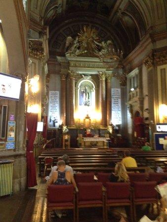 Iglesia de San Antón: Inside