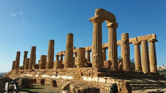 Valley of the Temples (Valle dei Templi) Photo