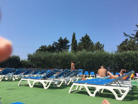 Baiae, Italien: Baia Terme club