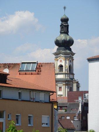 Deggendorf, Germany: Exterior